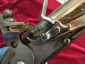 Flintlock Pistol .69 cal.  Made in Japan
