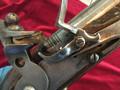 Flintlock Pistol .69 cal.  Made in Japan