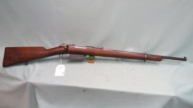 Argentine Mauser 1891