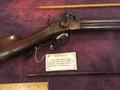 L.L. Hepburn Rifle/Shotgun .36/12ga OU