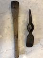 M1910 Pick Mattock WWI