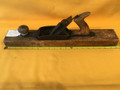 SOLD—Stanley No.29 wood plane, marked by owner with his initials BT