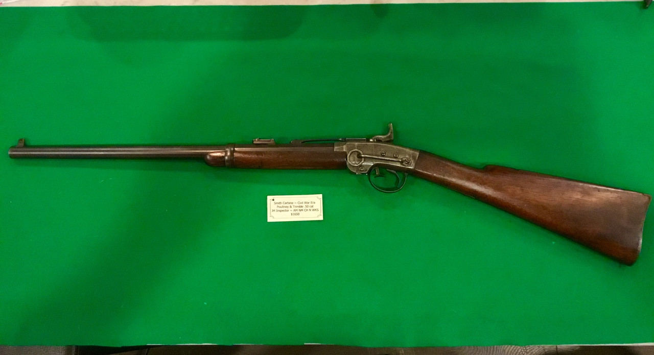 Smith Carbine ~ Civil War ~ Calvary  50 cal