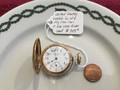 United States Watch Co.  Pocket Watch 1901