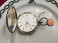 ULYSSES BRETING LOCLE. Pocket Watch