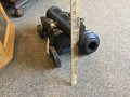 "SOLD—Antique Signal cannon  with 1 3/8"" bore"