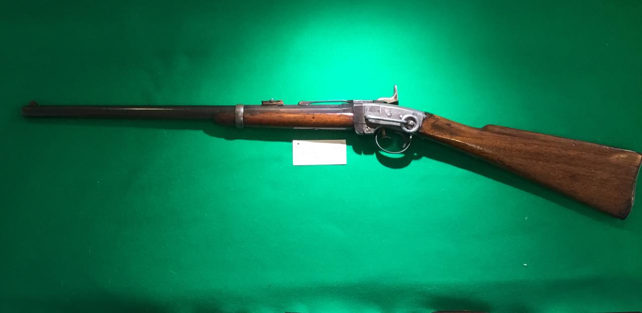 SOLD-Smith Carbine Civil War Era , Mfg  Mass Arms Co   50 cal