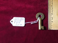 RR vintage key for  Chicago Rock Island Rail Road.