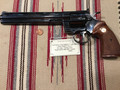 Sold COLT Python – the famous snake gun! very rare 8 inch barrel 357 mag