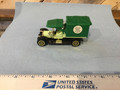 Toy metal and plastic gasoline delivery truck' made in China. new-used