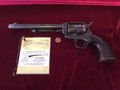Colt single action .45LC w/factory letter sold to Spies, Kissan & Co. New York.