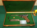American Eagle  Luger 9 mm, wooden box. One mag. Interarms 1970s
