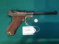 American Eagle Luger made by Mauser in the 70s, caliber .30 Luger