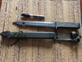 KCB77M1 LONG Eickhorn bayonet RARE with wire cutter screw