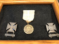 US Miltary, Three medals, mid 1930s