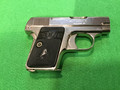 Colt 1908 .25 ACP Nickel plated ...very nice, made in 1918