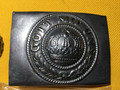 World war one Prussian belt buckle. In modern German packaging