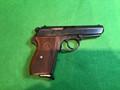 CZ-50 or Vz-50 Pistol .32 ACP Custom Wood Grips mfg. 1975 in Czechoslovakia