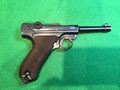 Luger 9mm made in 1913 all matching except Mag pre-WWI DWM