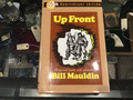 """Up Front"" 50th Anniversary Edition hardback by Bill Mauldin, with dust cover"
