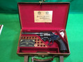 On SALE, COLT NEW SERVICE with Holland & Holland leather case! .455 Eley