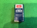 CCI Stinger 22lr. new/old stock, a few left in stock!