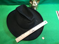 Vintage Cowboy Hat, USED, American Hat Co. Made in Houston TEX. Sz. 7 1/4
