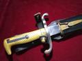 Imperial German bayonet pre World War I.  Unit marked mfg. ALEX.COPPEL SOLINGEN. SOLD 3/18/21