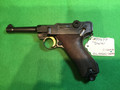 Luger DWM WWI .30 Cal short barrel (Post or late WWI)