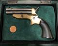 C.SHARP 1859 Pepperbox 4 barrel .30 cal. Serial #939 Model #2