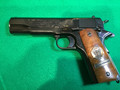 SOLD Colt 1911  World war one commemorative. 1917 - 1967 50year anniversary