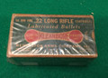 Vintage Remington Kleenbore 22LR Ammunition SOLD
