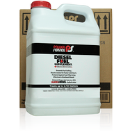 Power Service Diesel Fuel Supplement + Cetane | 2/2.5 Gallon Bottles