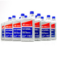 76 Fleet Supreme EC 15w-40 Engine Oil, CJ-4 | 12/1 Quart Case