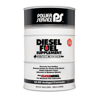 Power Service Diesel Fuel Supplement + Cetane Boost | 55 Gallon Drum