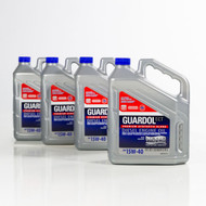 76 Guardol ECT 15w40 Liquid Titanium Engine Oil | 4/1 Gallon Case