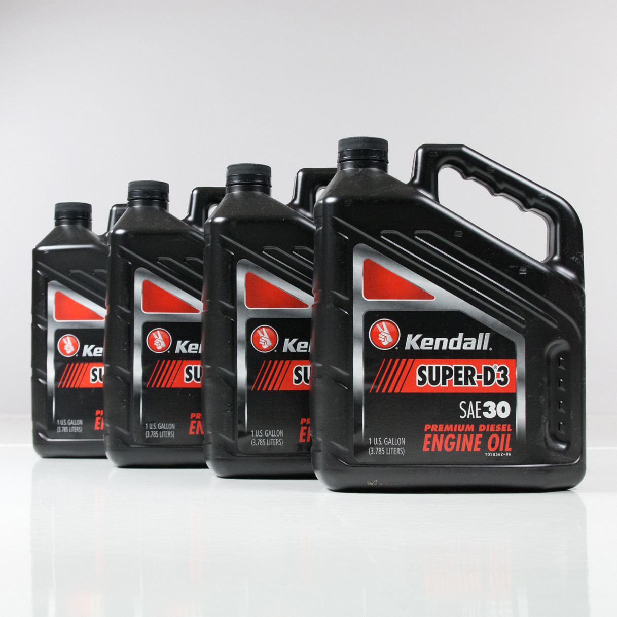 Kendall Super D 3 30w Engine Oil 41 Gallon Case