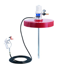 Graco Undercoater Pump   400 Pound Stationary   15:1 Ratio Fire-Ball