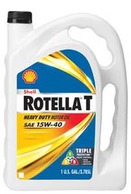 Shell Rotella T Triple Protection 15w-40 | 3/1 Gallon Case
