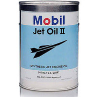Mobil Jet Oil II | 1 Quart Can