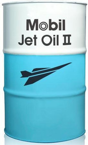 Mobil Jet Oil II | 55 Gallon Drum