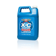 Phillips 66 X/C Aviation Oil 25w-60 Engine Oil | 1 Gallon Bottle