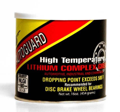 Autoguard Hi-Temp NLGI 2 Grease | 6/4 Pound Tubs