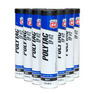Phillips 66 Polytac EP Grease, NLGI 2 | 10 Tube Case