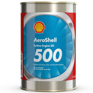 AeroShell Turbine Oil 500 | 1 Quart Can