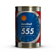 AeroShell Turbine Oil 555 | 1 Quart Can