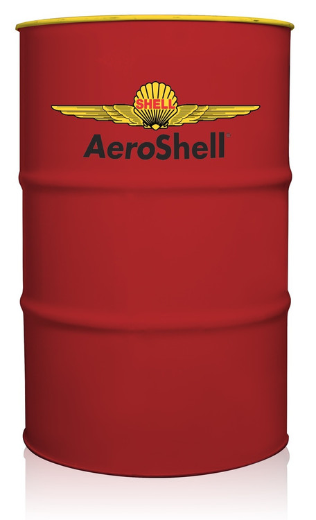 Aeroshell Smoke Oil | 55 Gallon Drum