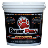 Bear Paw Hand Cleaner | 6/18 Oz. Tubs