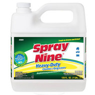 Spray Nine Heavy Duty Cleaner / Degreaser   | 4/1 Gallon Case