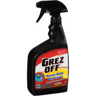 Grez-Off Heavy Duty Degreaser   | 12/1 Quart Case